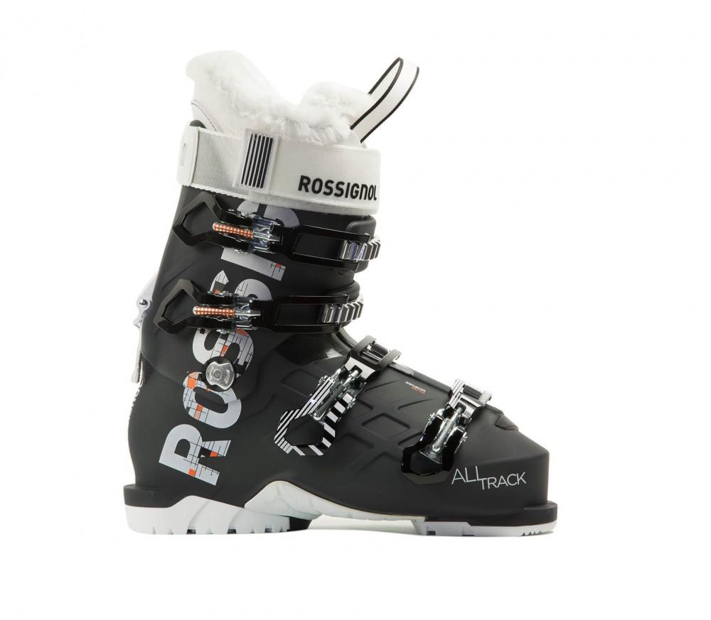 rossignol alltrack pro 100 femmes chaussure de ski noir. Black Bedroom Furniture Sets. Home Design Ideas