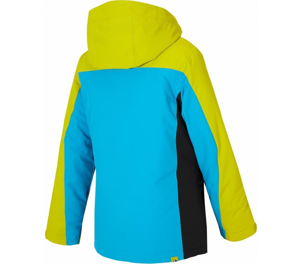 ziener aboro enfants manteau de ski noir acheter en ligne keller sports. Black Bedroom Furniture Sets. Home Design Ideas