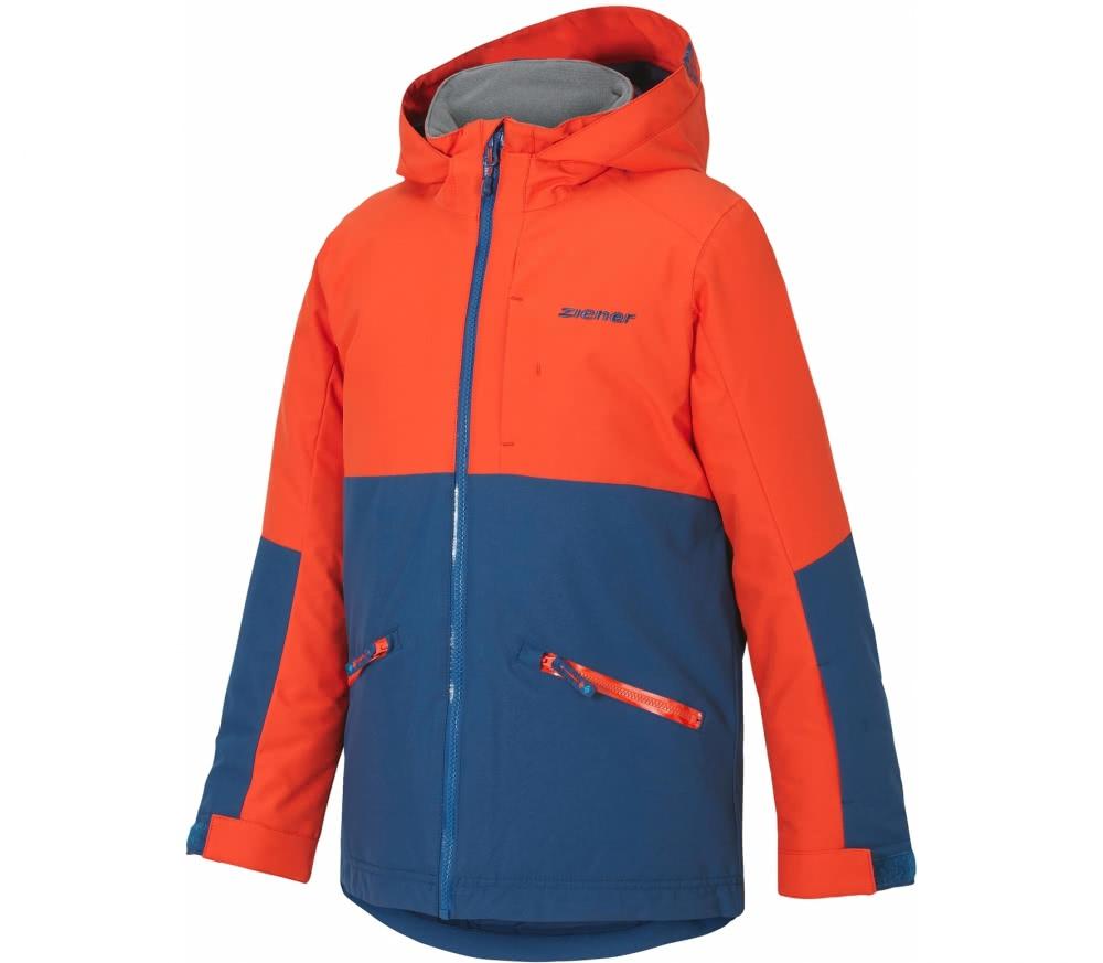 ziener arent enfants manteau de ski bleu acheter en. Black Bedroom Furniture Sets. Home Design Ideas
