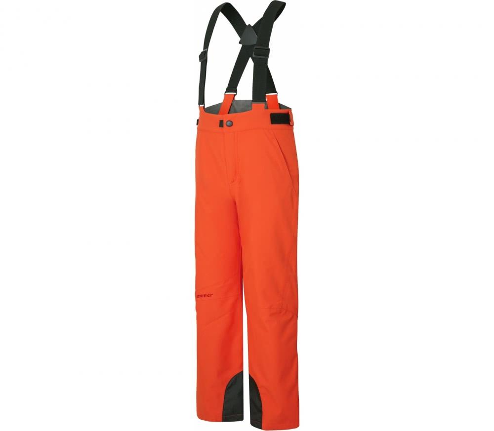 ziener ando enfants pantalon de ski orange acheter en. Black Bedroom Furniture Sets. Home Design Ideas