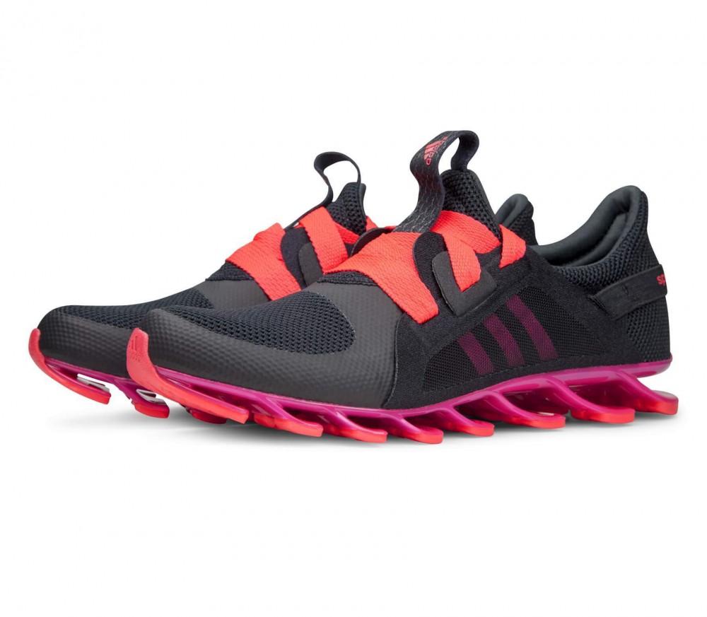 Adidas - Springblade Nanaya chaussures de running pour femmes (noir/rose)