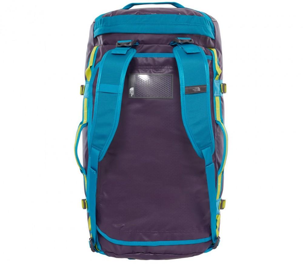 The north face base camp molleton l bag bleu fonc for Bleu turquoise fonce