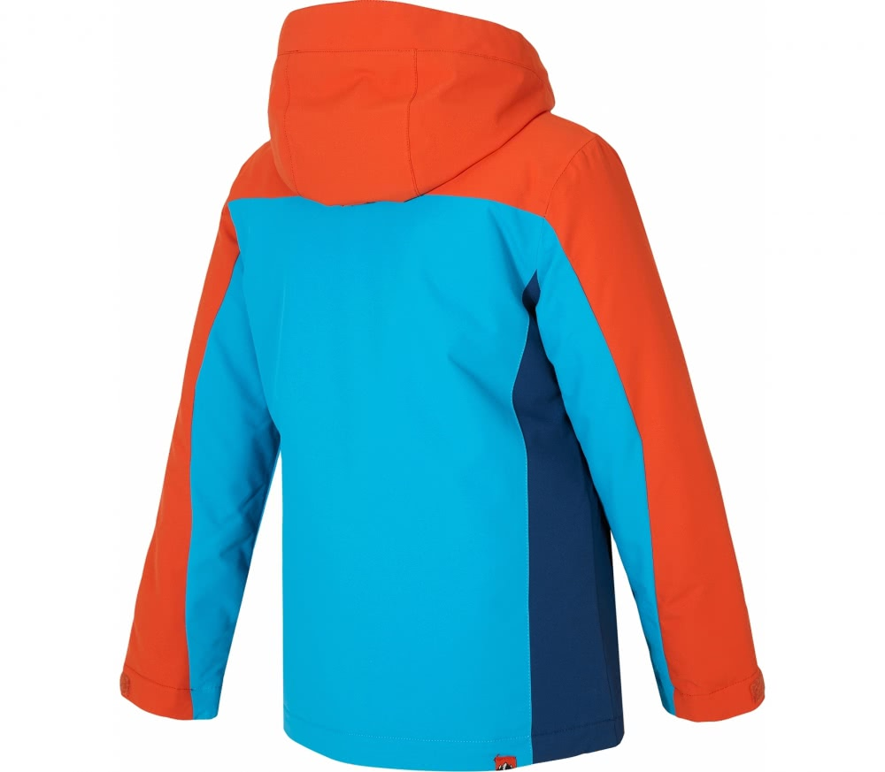 ziener aboro enfants manteau de ski bleu acheter en. Black Bedroom Furniture Sets. Home Design Ideas