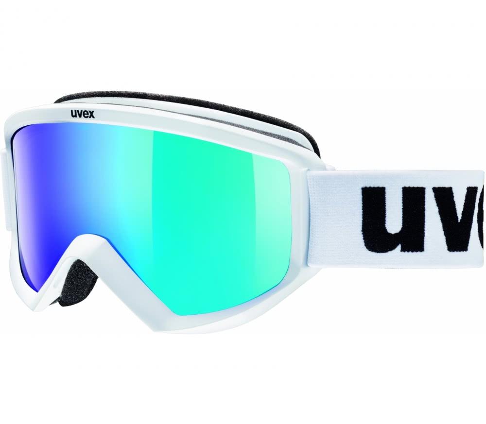 Uvex - Fire Mirror lunettes de ski (blanc) BlETqhO0