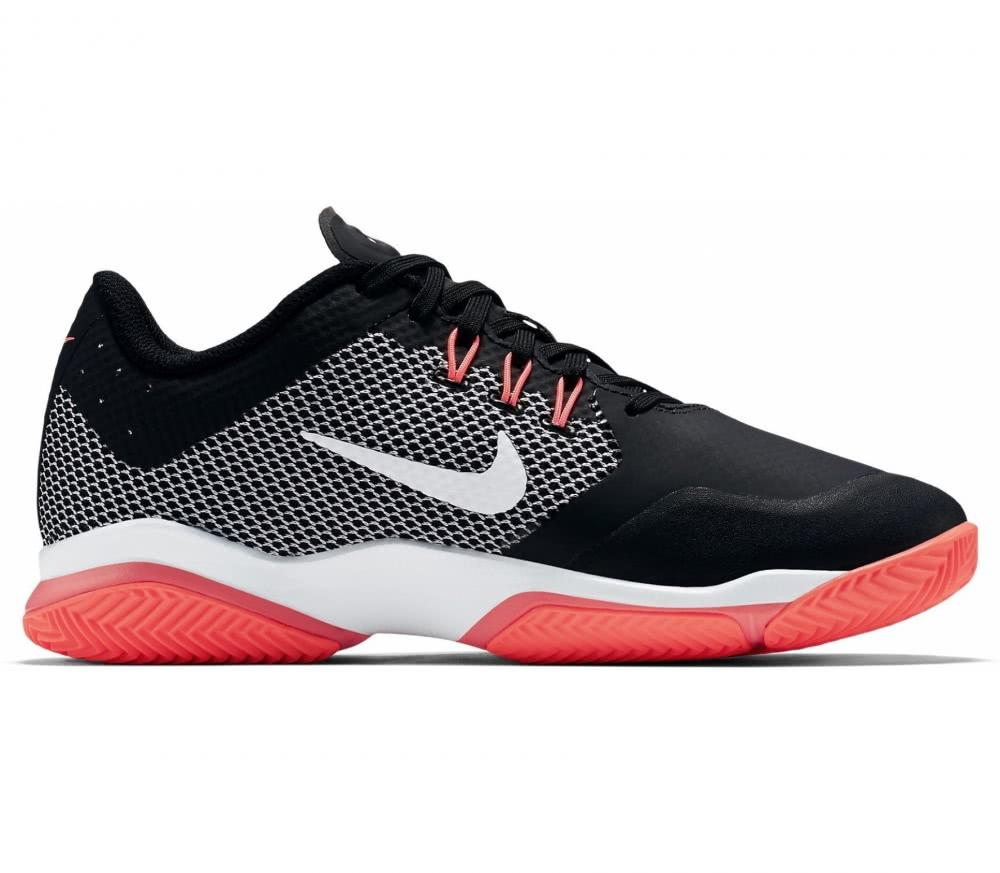 Nike - Air Zoom Ultra Clay chaussures de tennis pour femmes (noir/rose)