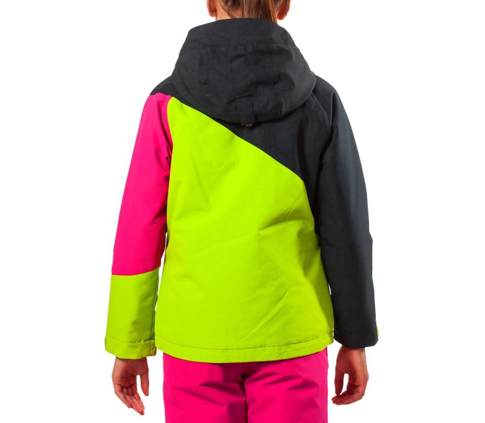 ziener amsel enfants manteau de ski bleu vert acheter. Black Bedroom Furniture Sets. Home Design Ideas