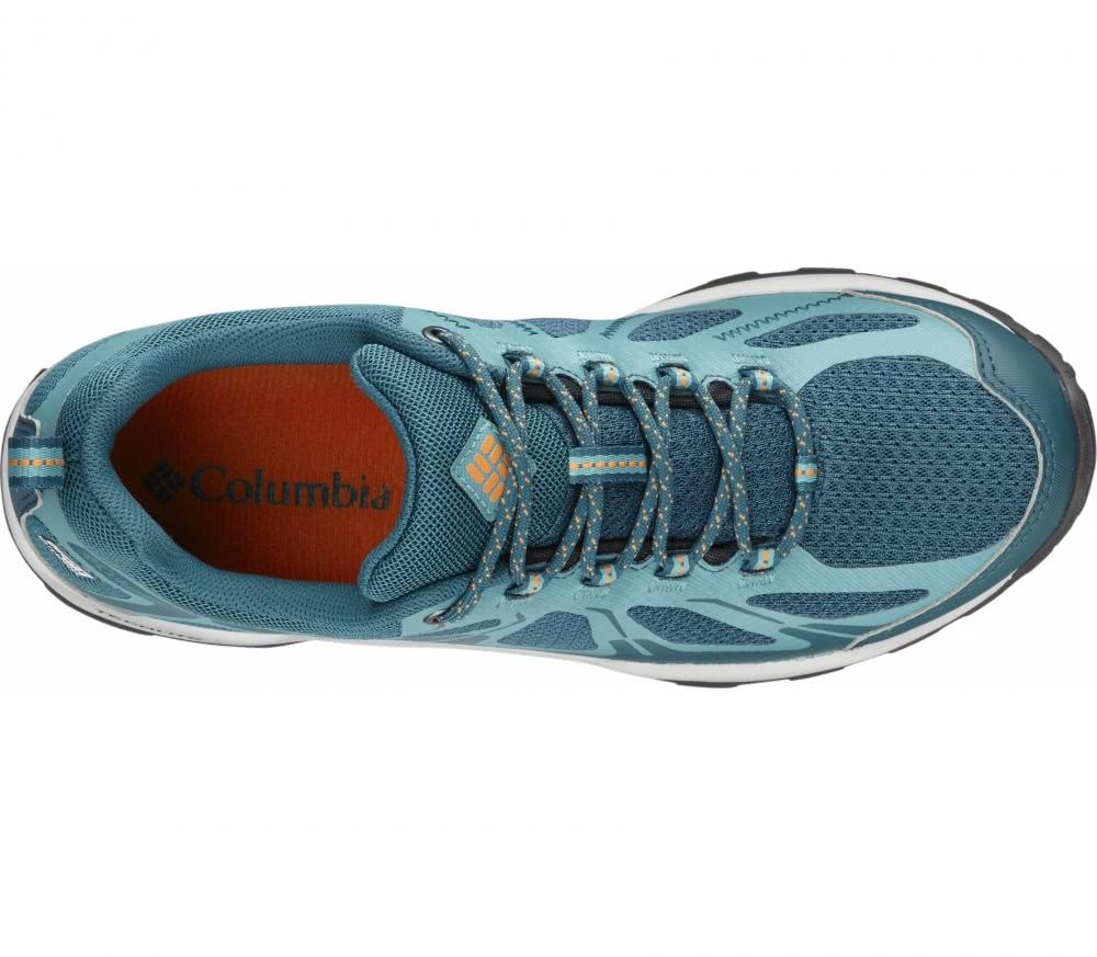 Columbia PEAKFREAK II LOW OUTDRY - Chaussures de randonnée turquoise ccnzZmd4