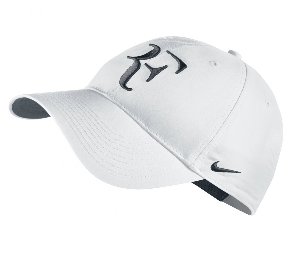 casquette de tennis nike blanche