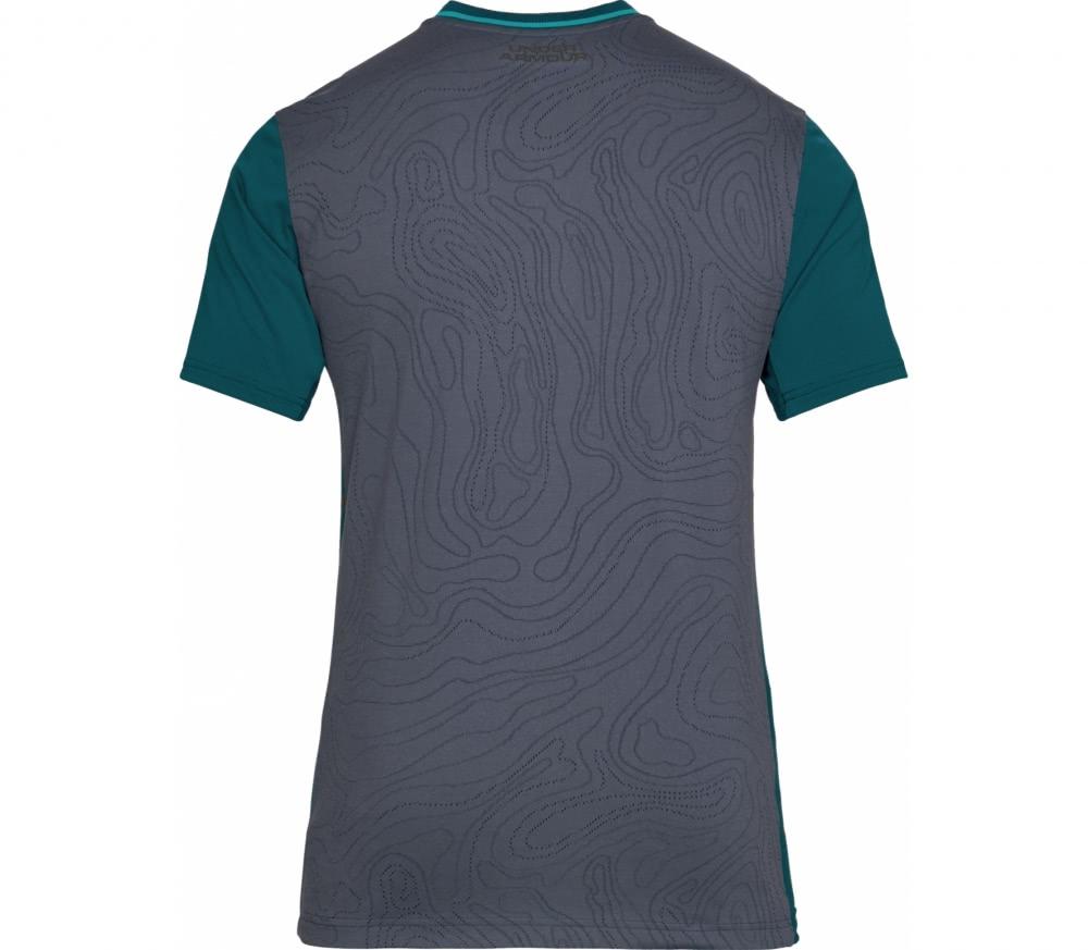 Under Armour - Forge Hommes Tennis Polo (turquoise) - S bleu bz77l
