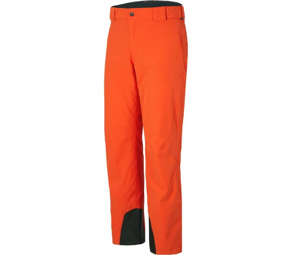 ziener teuvo hommes pantalon de ski orange acheter en. Black Bedroom Furniture Sets. Home Design Ideas