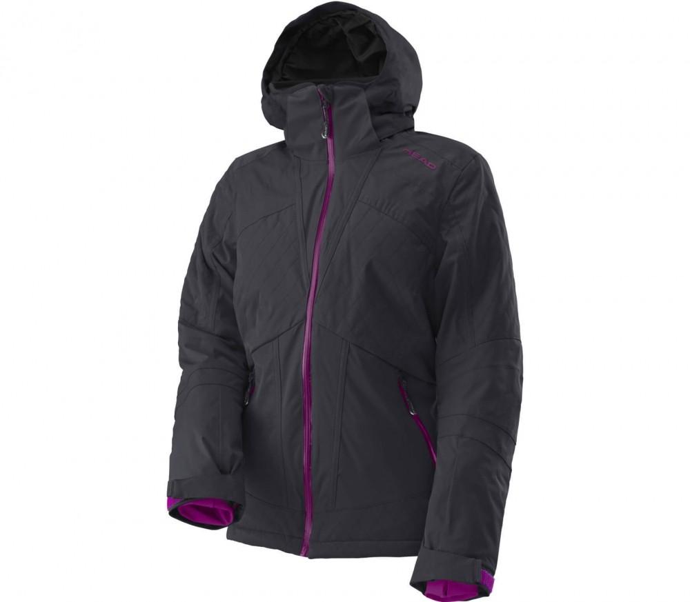 head mystic femmes manteau de ski noir acheter en. Black Bedroom Furniture Sets. Home Design Ideas