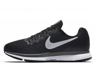 Nike - Air Zoom Pegasus 34 chaussures de running pour femmes (noir/blanc)