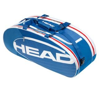 Head - Elite All Court Sac de tennis (bleu/blanc)