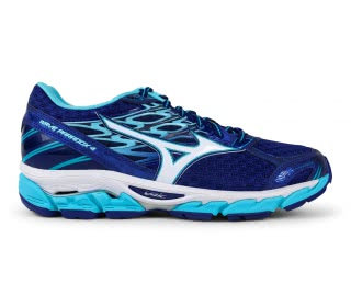 Mizuno - Wave Paradox Femmes chaussure de course (bleu/blanc)