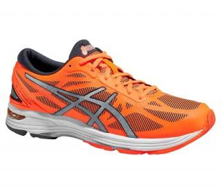 Asics - Gel-DS Trainer 20 Chaussures de running pour Hommes (orange/noir)