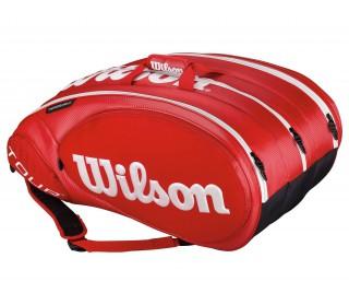 Wilson - Tour Molded 2.0 15er Tennistasche (rouge)