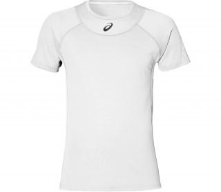 asics t shirt fille blanche