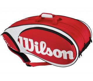 Wilson - Sac Tour 12xrouge/blanc