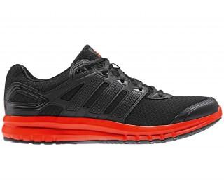 Adidas - Chaussures de running Duramo 6 pour Hommes (rouge/noir)