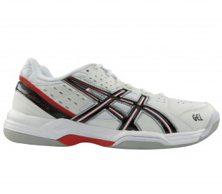 Asics - Gel-Dedicate 3 Indoor Chaussures de tennis pour Hommes (noir/blanc)