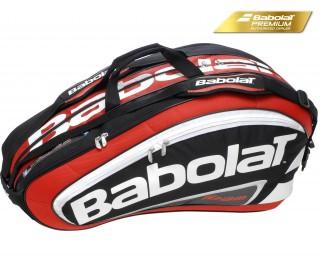 Babolat - Sac x12 raquettes Line rouge