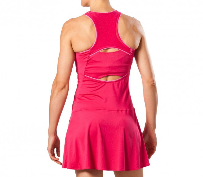 Adidas robe adizero femmes rose tennis v tements de tennis femmes pas cher - Robe tennis femme ...