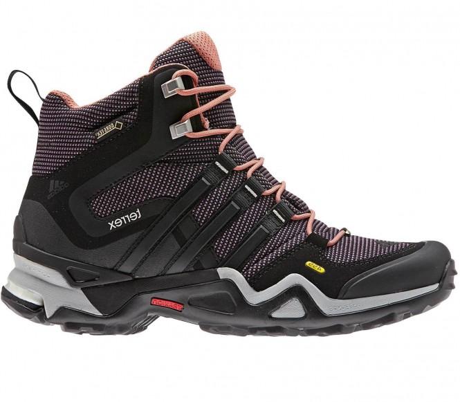 adidas terrex fast x high gtx chaussures trekking pour femmes noir outdoor chaussures. Black Bedroom Furniture Sets. Home Design Ideas